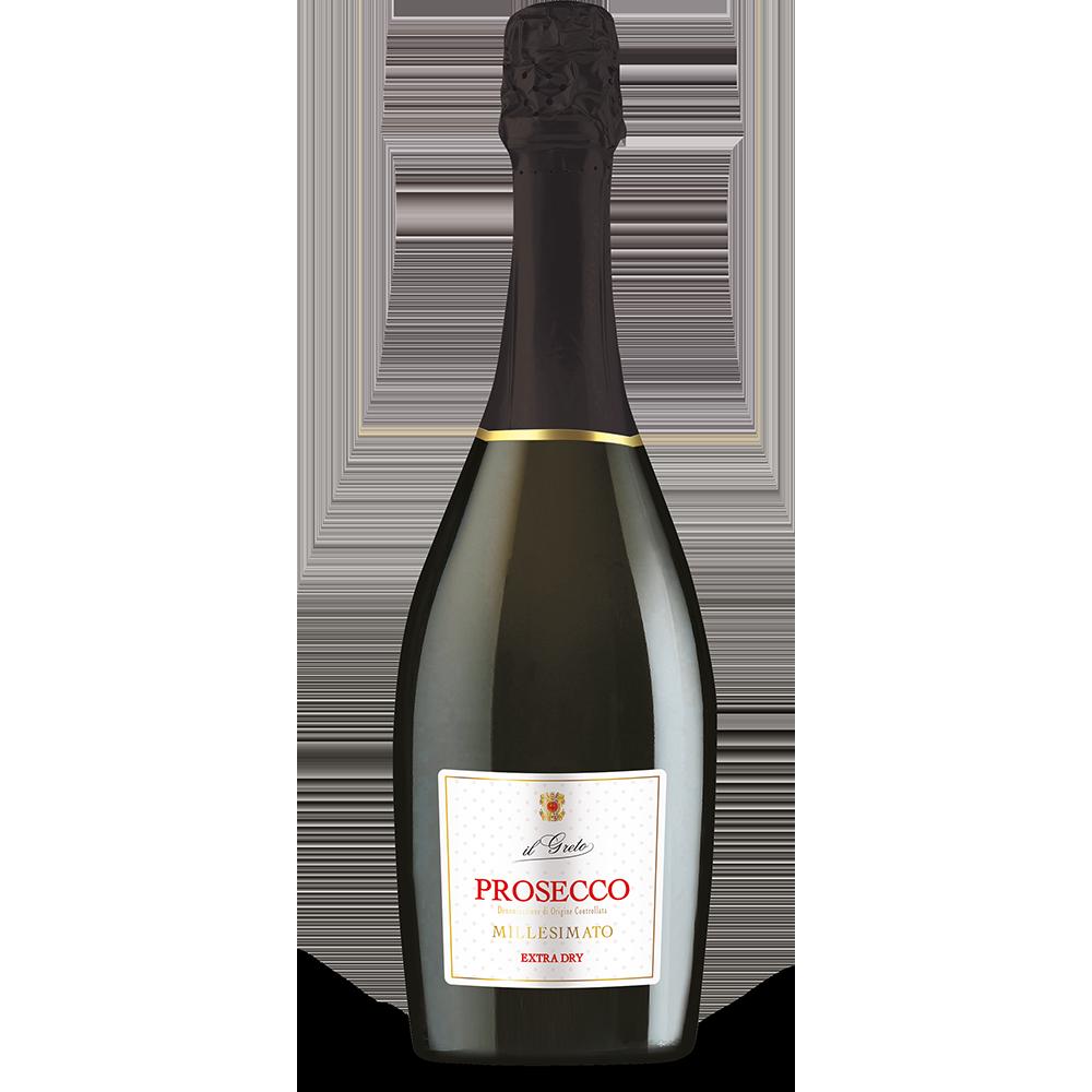 Prosecco Millesimato Extra Dry - DOC Vino Frizzante