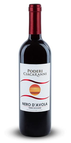 Nero d'Avola Sicilia - DOC