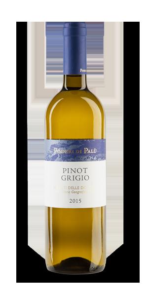 Pinot Grigio Vigneti delle Dolomiti - I.G.T.