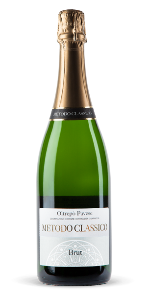 Oltrepò Pavese DOCG  Metodo Classico Brut