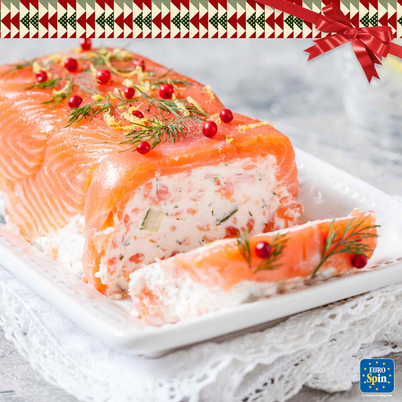 Terrina di Salmone selvaggio e insalata russa