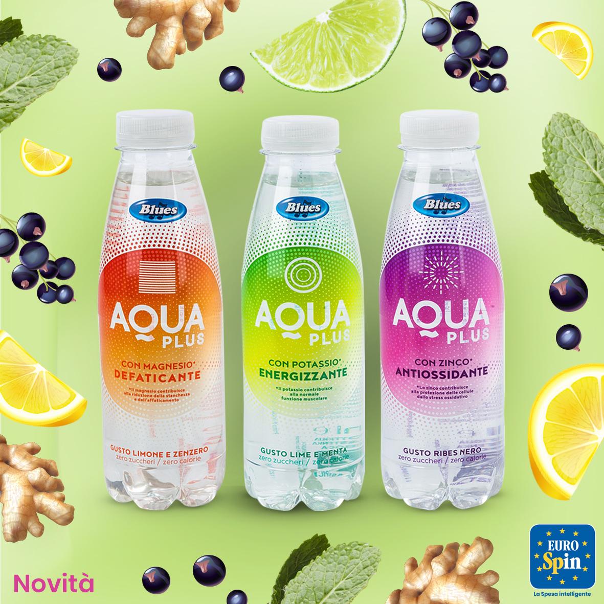 Aqua Plus Blues