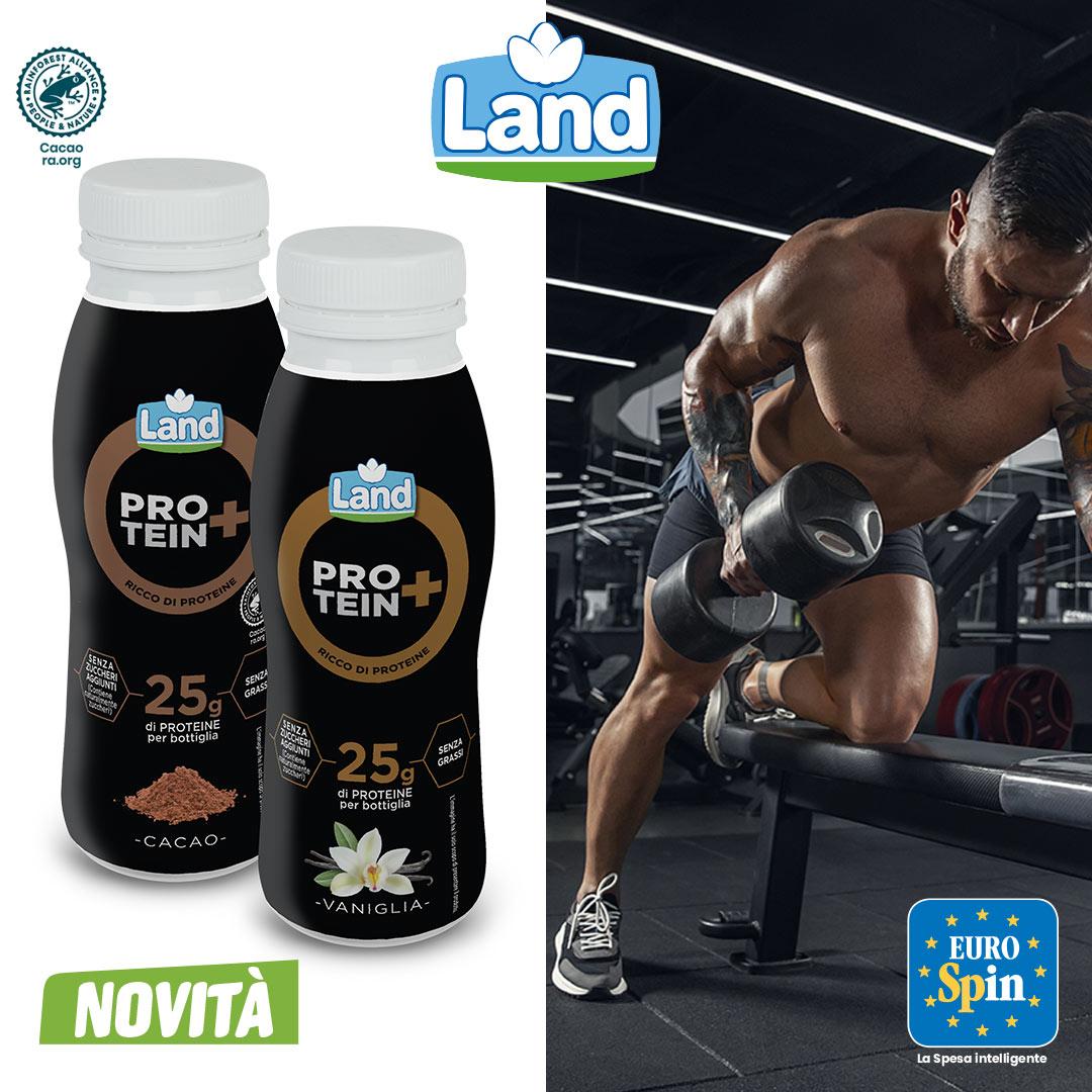 Bevanda proteica #Land