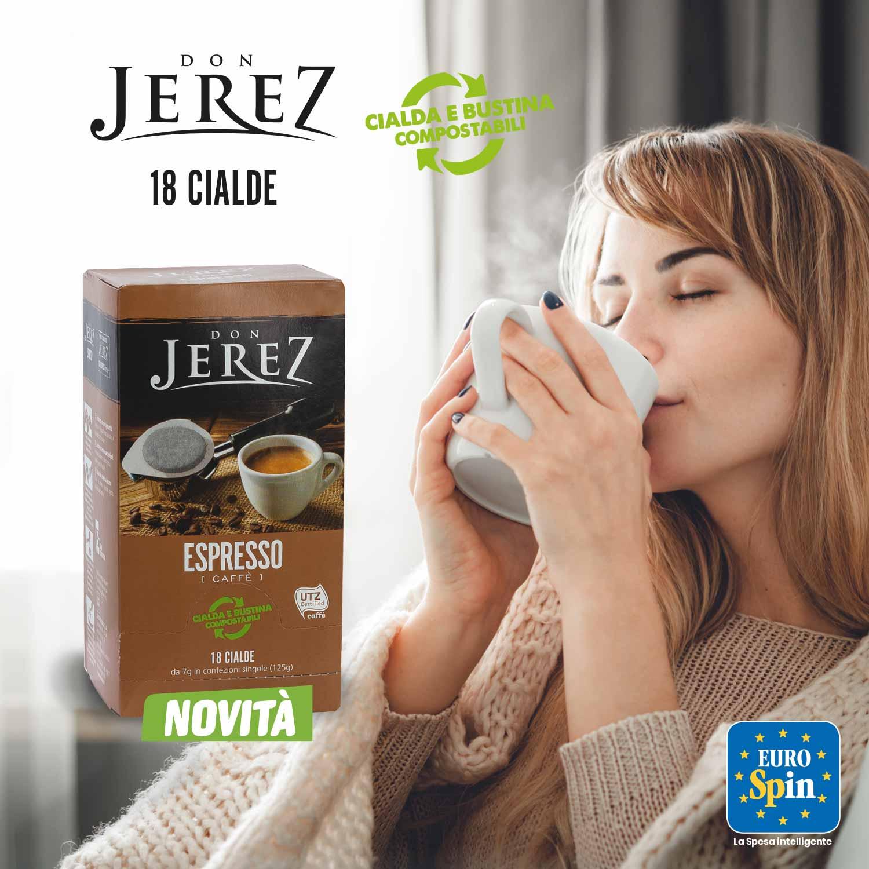Cialde Caffè Espresso Don Jerez