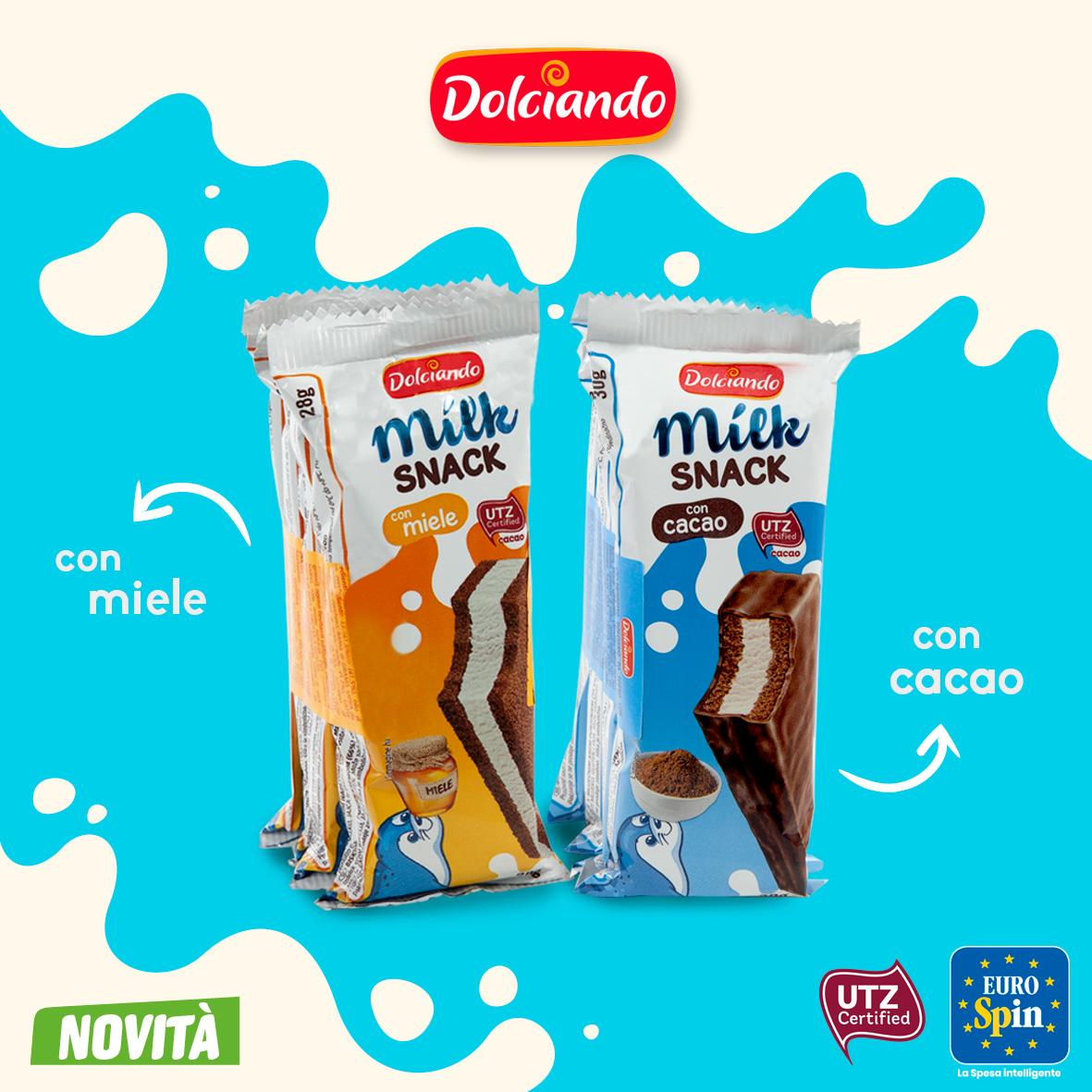 Milk Snack