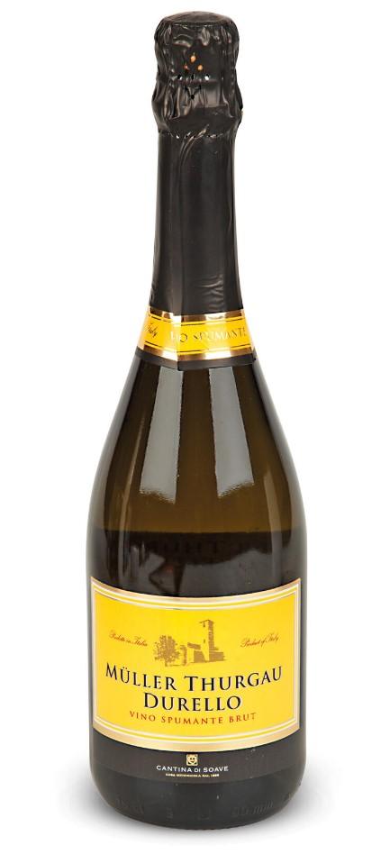 Müller Thurgau Durello - Vino Spumante Brut