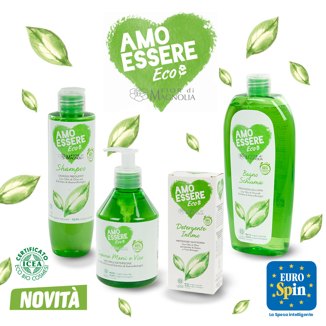 Linea Amo Essere Eco Bio