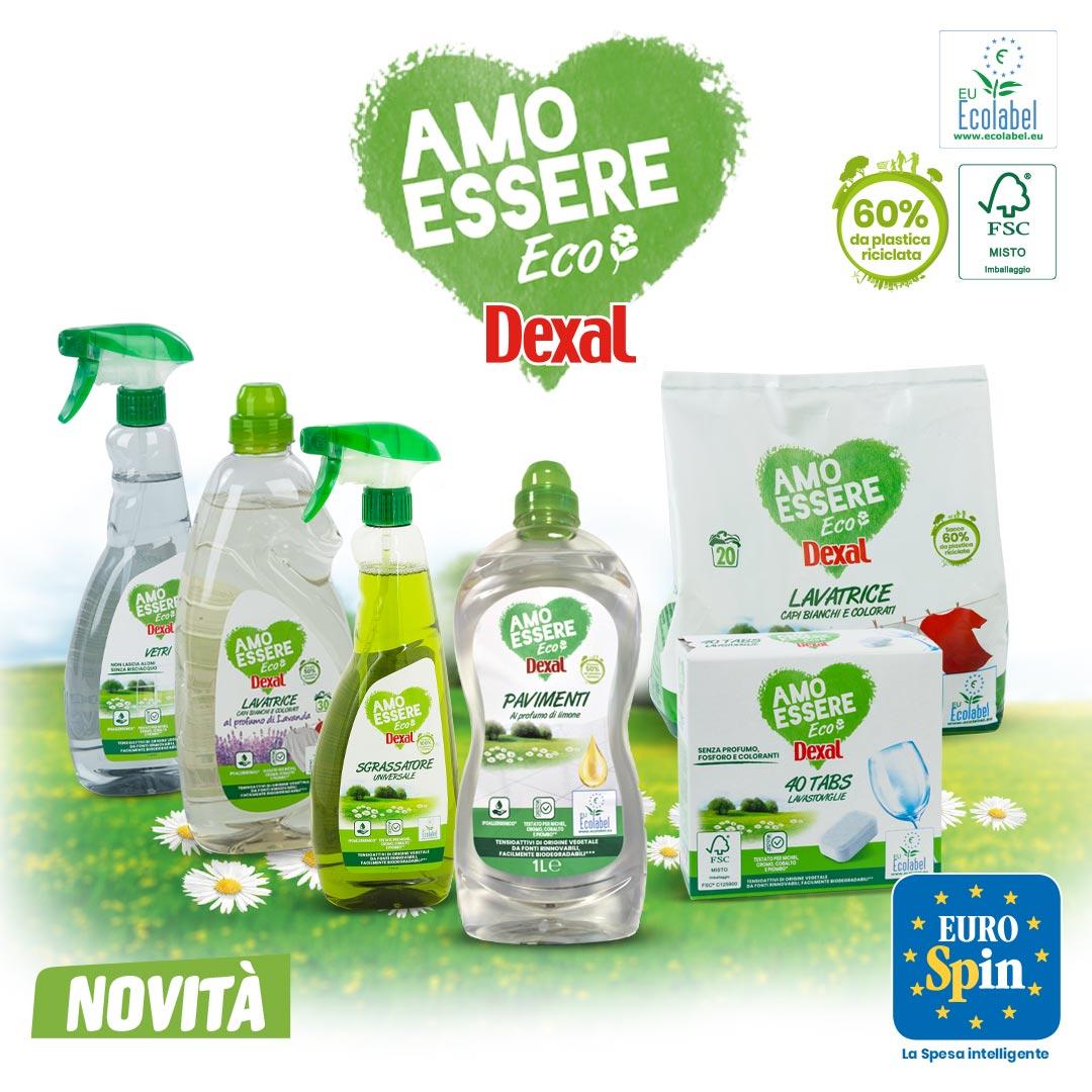 Linea Amo Essere Eco Dexal