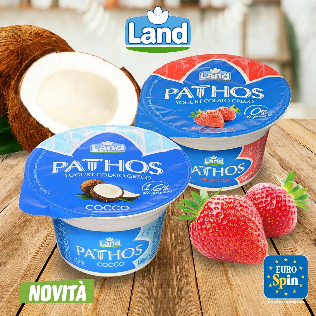 Yogurt colato greco PathosLand