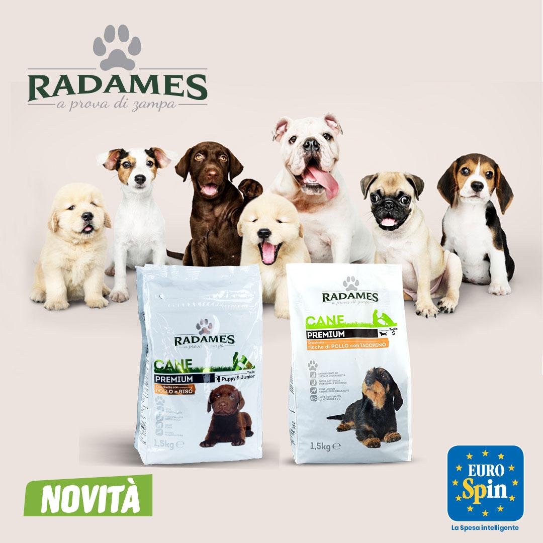 Crocchette Premium per Cani Radames
