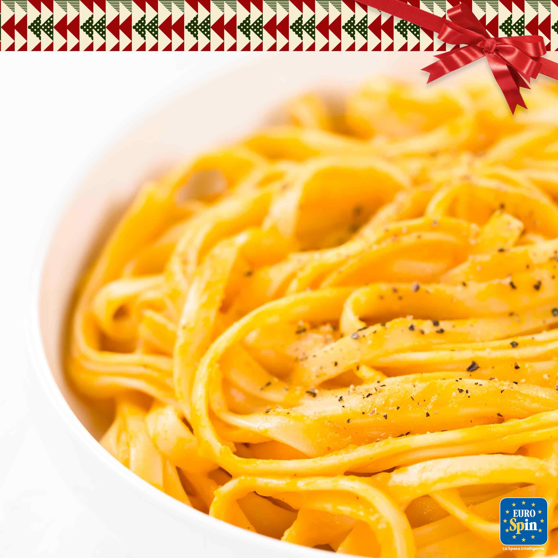 Fettuccine di Campofilone alla crema di zucca