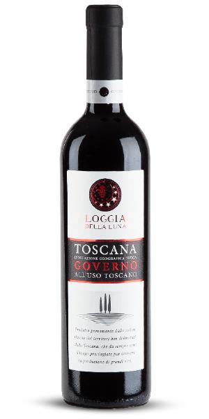 Rosso Toscano - IGP Governo all'Uso