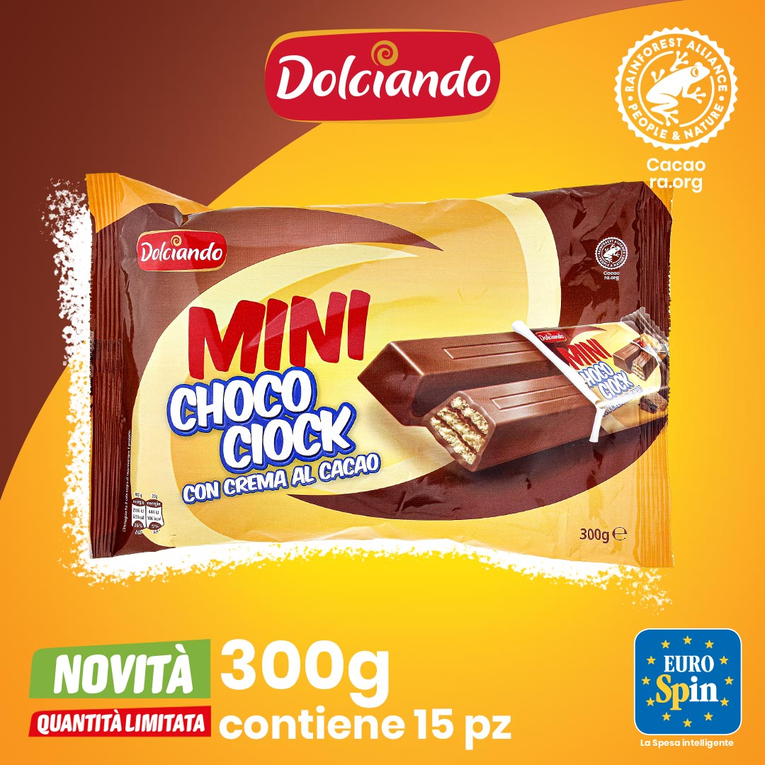 Mini Choco Ciock Dolciando