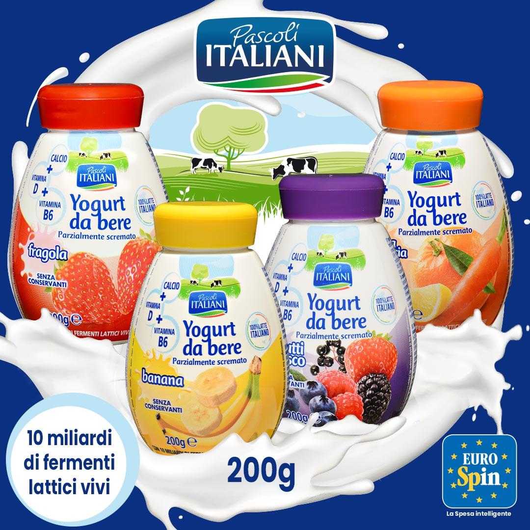 Yougurt da bere mix