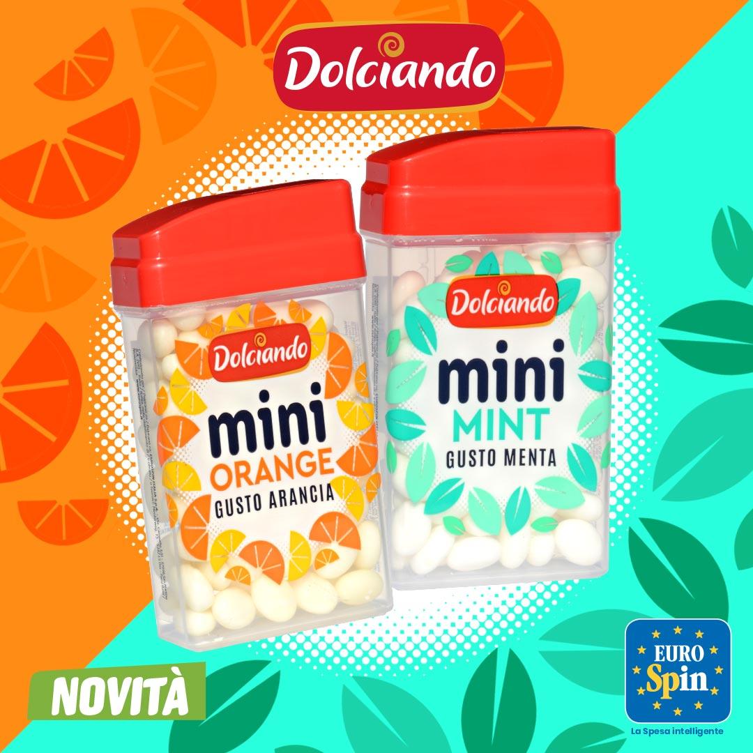 Mini orange e mini mint #dolciando