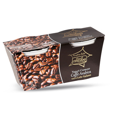 YOGURT CREMOSO CAFFÈ ARABICA - LE NOSTRE STELLE