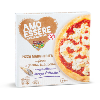 PIZZA MARGHERITA - AMO ESSERE SENZA GLUTINE