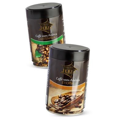 CAFFÈ 100% ARABICA ETIOPIA/GUATEMALA - LE NOSTRE STELLE