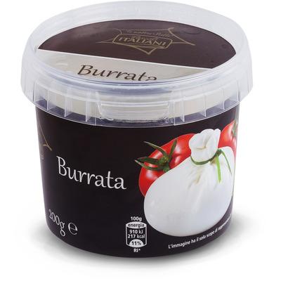 BURRATA - LE NOSTRE STELLE